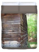 Barn Side Story Duvet Cover