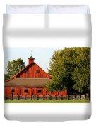 Barn South-3586 Duvet Cover