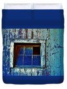 Barn Window 1 Duvet Cover
