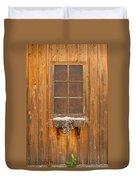 Barn Window 3348 Duvet Cover