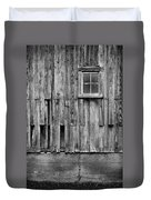 Barn Window Duvet Cover