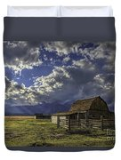 Barn With A View Duvet Cover