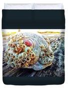 Barnacle Shell Duvet Cover