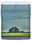The Flight Home Duvet Cover by Dan Sproul