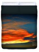 Barracuda Cloud Duvet Cover