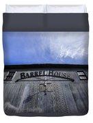 Barrel House One Duvet Cover