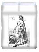 Bartholomew Columbus (c1445-c1514) Duvet Cover