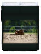 Baseball - America's Game Duvet Cover
