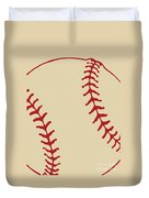 Baseball Duvet Cover
