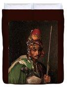 Bashi-bazouk Duvet Cover
