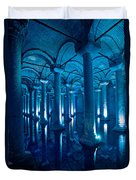 Basilica Cistern - Istanbul - Turkey Duvet Cover