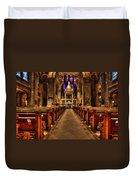 Basilica Of Saint Mary Duvet Cover