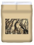 Basin Water Runoff Duvet Cover