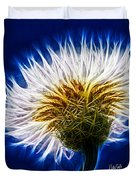 Basket Flower Inner Beauty Duvet Cover
