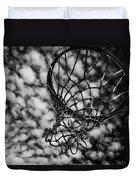 Basketball Heaven Duvet Cover