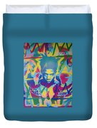 Basquiat Duvet Cover