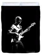 Bassist Duvet Cover