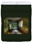 Bath With A View Duvet Cover