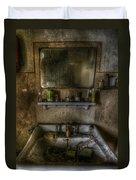 Bathroom Sink Duvet Cover