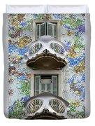 Batllo Balconies Duvet Cover