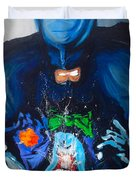 Batman Vs Joker Duvet Cover