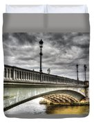 Battersea Bridge London Duvet Cover