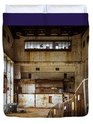 Battersea Power Station Interior Duvet Cover