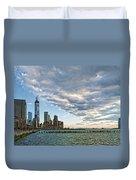 Battery Park City 2013 Duvet Cover