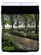 Battery Park Duvet Cover