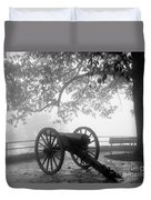 Battle Above The Clouds Revisited Duvet Cover