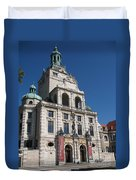 Bavarian National Museum Duvet Cover