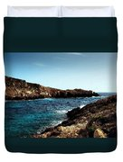 Bay And Sea Duvet Cover