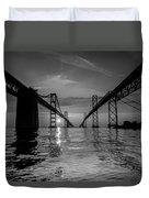 Bay Bridge Strength Duvet Cover