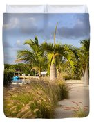 Bay Walk Duvet Cover