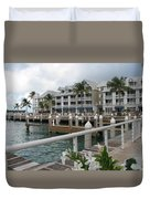 Bayfront Key West II Duvet Cover