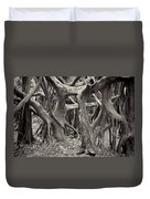 Baynan Roots Duvet Cover