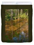 Bayou Reflections Duvet Cover