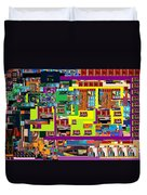be a good friend to those who fear Hashem 14 Duvet Cover by David Baruch Wolk