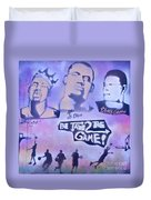 Be True 2 The Game 1 Duvet Cover