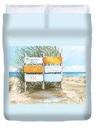 Beach 151 Duvet Cover