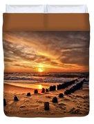 Beach 5 Duvet Cover
