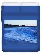 Beach Back Wash Duvet Cover