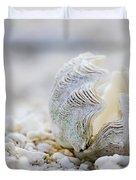 Beach Clam Duvet Cover