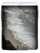 Beach Comber Duvet Cover