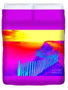 Beach Dream Duvet Cover