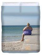 Beach Dreamer Duvet Cover