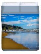 Beach Fun  Duvet Cover
