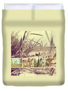 Beach Grass Two  Duvet Cover