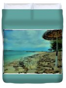 Beach Holiday Duvet Cover