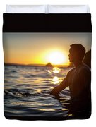 Beach Lifestyle Duvet Cover